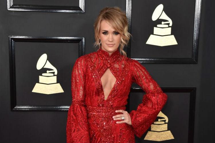 Carrie Underwood Grammys 2017
