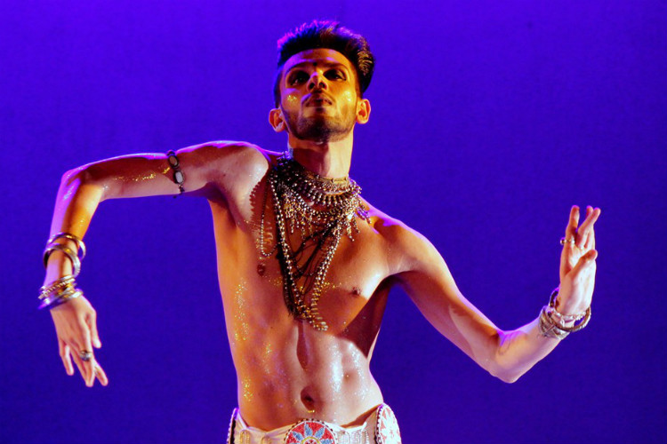 Meet Eshan Hilal: the male belly dancer who's defying social norms, one move at a time