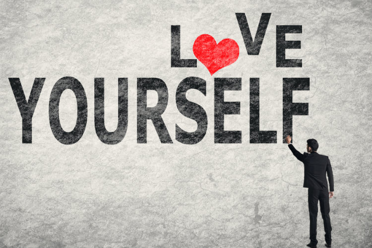 This Valentine's Day a note to self: 'I am important'