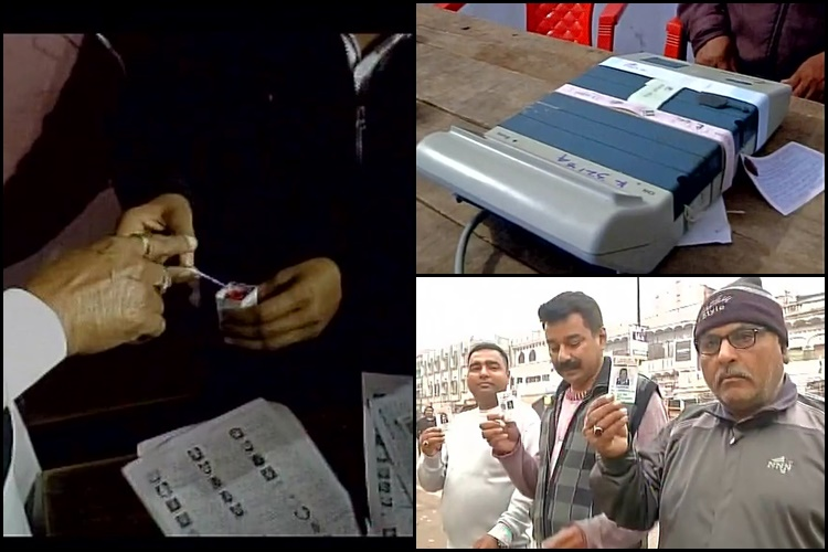 Uttar Pradesh elections 2017: Phase 3 polling ends, 61.16% turnout recorded across 12 districts