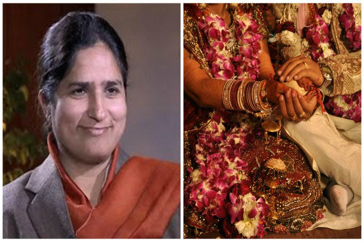 Hypocrite alert: MP who proposed 5 lakh marriage bill had a PLANE at her lavishwedding!