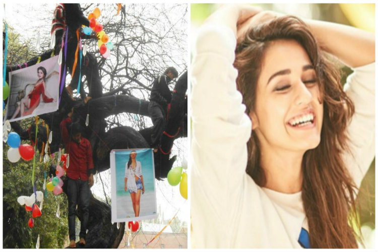 Hindu college is worshiping Disha Patani on Valentines Day in hopes of losing their virginity