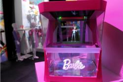 Mattel's Hologram Barbie is the tech toy that need to have in your collection!