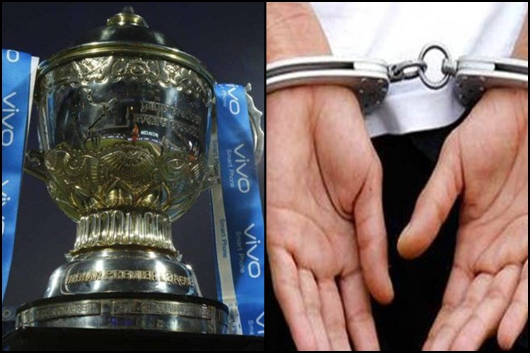 Ex-ED Joint Director probing IPL betting scam arrested