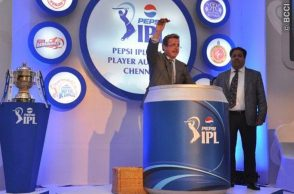 Earlier IPL auction was supposed to be held on February 5