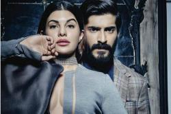 Jacqueline Fernandez, Harshvardhan Kapoor get bold and intimate in their latest photoshoot [SEE PICS]