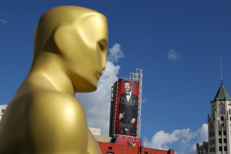 Jimmy Kimmel will be hosting the 89th Annual Academy Awards. This will be Kimmel's first time hosting the ceremony.