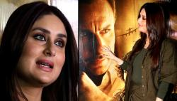 Rangoon special screening photos: Kareena Kapoor gazing at Saif Ali Khan in the poster is all aww-worthy