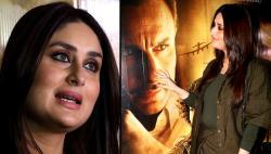 Rangoon special screening photos: Kareena Kapoor gazing at Saif Ali Khan in the poster is allaww-worthy