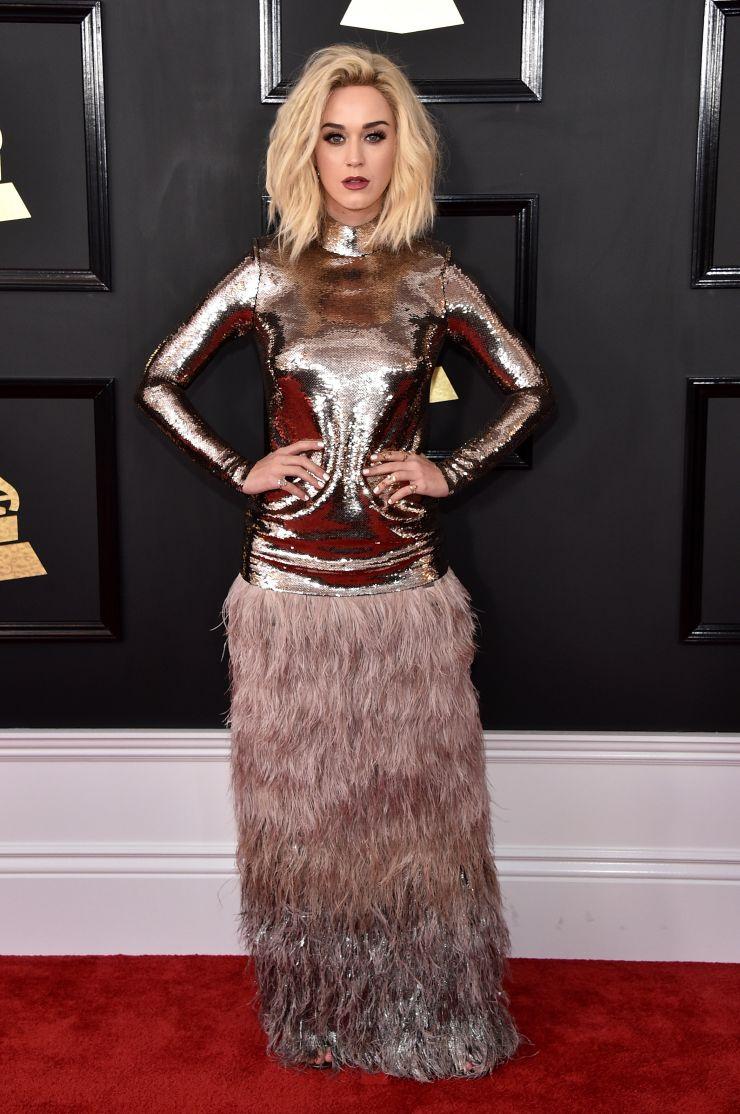 Katy Perry Grammys 2017