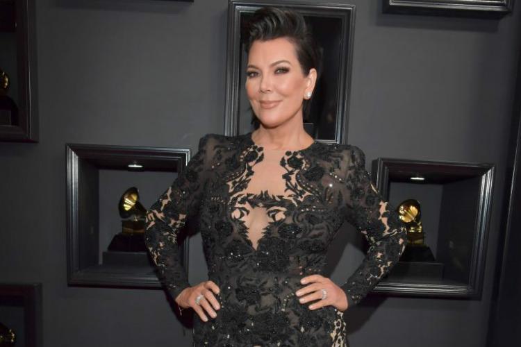 Kris Jenner Grammys 2017 | Image for InUth.com
