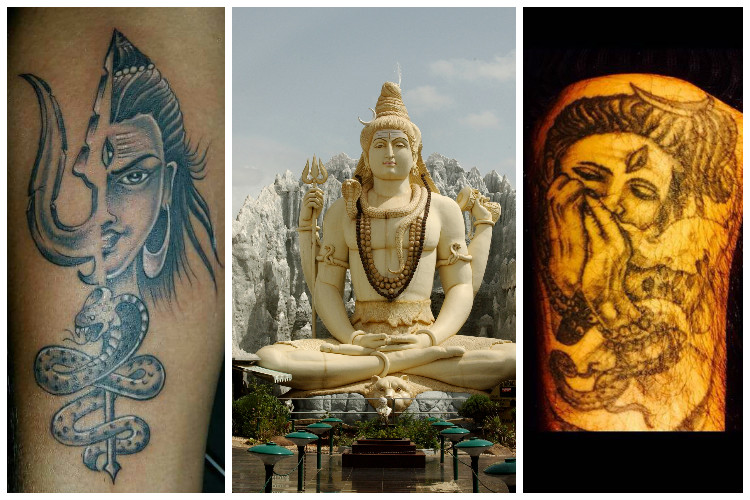 Maha Shivratri and Shiva tattoos