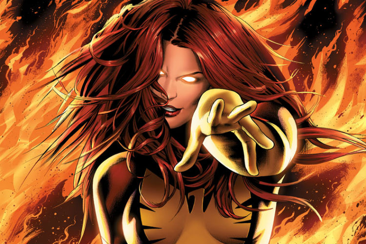 Marvel X Men Jean Grey Phoenix