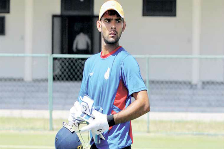 Mohit Ahlawat becomes first player to score 300 in Twenty20 match