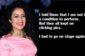 Neha Kakkar IANS photo for InUth.com
