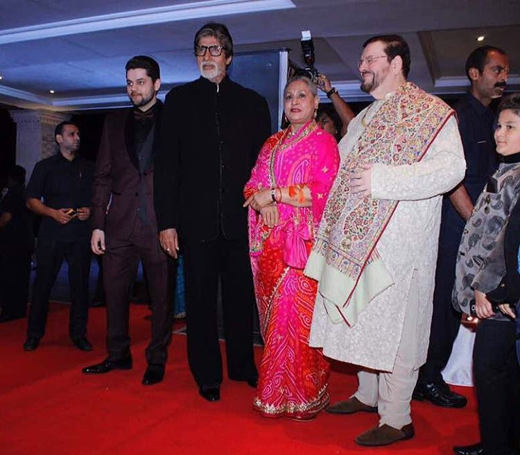 Neil Nitin Mukesh-Rukmini Sahay reception