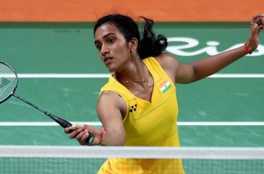 PV Sindhu accepts Andhra government's job offer, to become deputy collector (File PIC)
