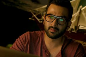 Prithviraj Sukumaran in a still from Ezra