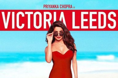 Priyanka Chopra Baywatch Poster