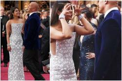 In Pics: Priyanka Chopra and Dwayne Johnson's fun filled 'Baywatch' moment at the Oscars