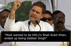 UP elections 2017: Rahul Gandhi runs out of content to bash Narendra Modi