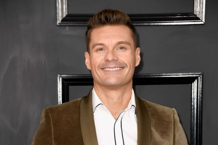 Ryan Seacrest Grammys 2017 | Image for InUth.com