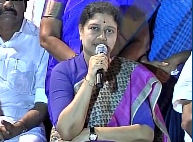 Sasikala's press conference ahead of Supreme Court verdict in DA case; Highlights