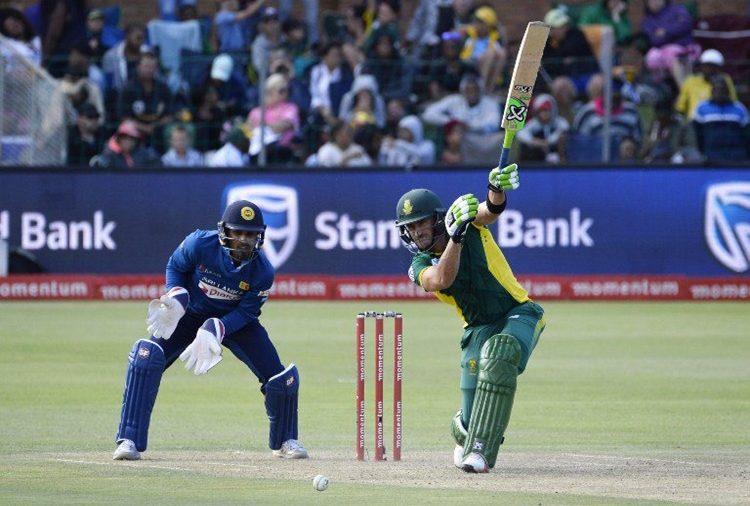 South Africa hammers Sri Lanka in 2nd ODI
