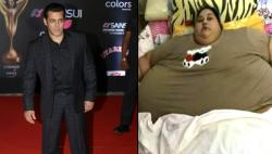 'Being Human' Salman Khan to fulfill world's heaviest woman's wish soon
