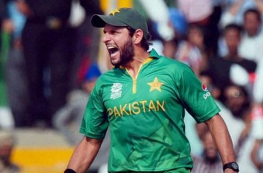 Shahid Afridi feels it's high time both conutiries reslove their issues for the sake of Kashmir