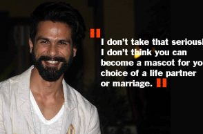 Shahid Kapoor IANS photo for InUth.com