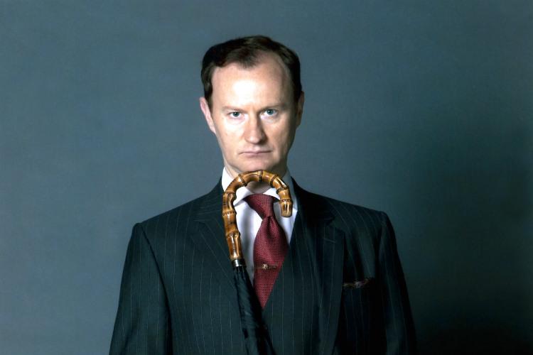 Sherlock Mark Gatiss Mycroft Holmes
