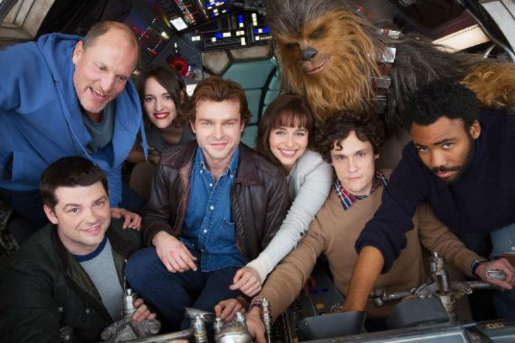 Star Wars Han Solo Anthology Film First Look