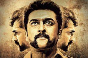 Suriya Singam 3 poster