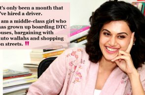 Taapsee Pannu IANS photo for InUth.com