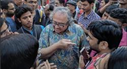 Heckling of Tarek Fatah at Delhi's Jashn-e-Rekhta was shameful. More shameful was the silence of theliberals