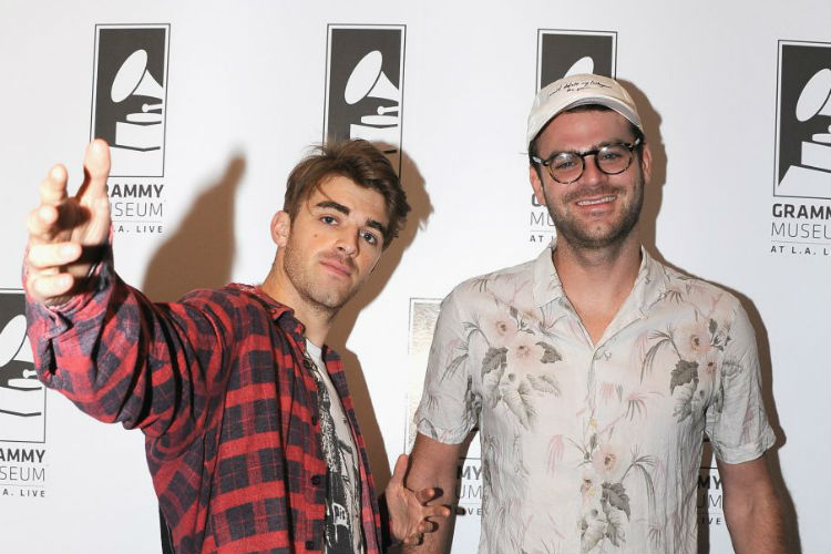 The Chainsmokers Grammys