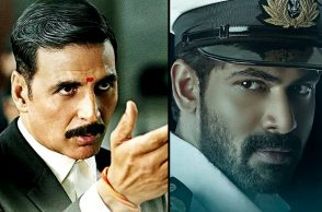 Akshay Kumar in Jolly LLB 2, Rana Dagubatti in The Ghazi Attack