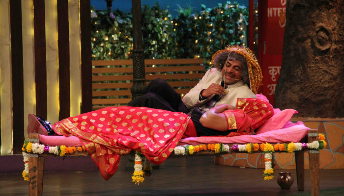 Varun Dhawan on The Kapil Sharma Show