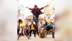 Guess who inspired Tiger Shroff's look in Dhing Dhang song from his upcoming film MunnaMichael