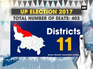Uttar Pradesh Second Phase Polling (PIC ANI)