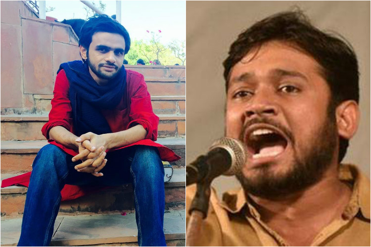"A year since 3 JNU students were called ""anti national"", no chargesheet filed in sedition cases"