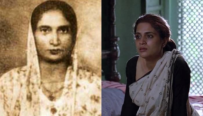 Jenabai Daruwali and Richa Chadha.