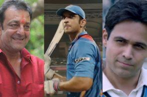 Sanjay Dutt, Sushant Singh Rajput and Emraan Hashmi.