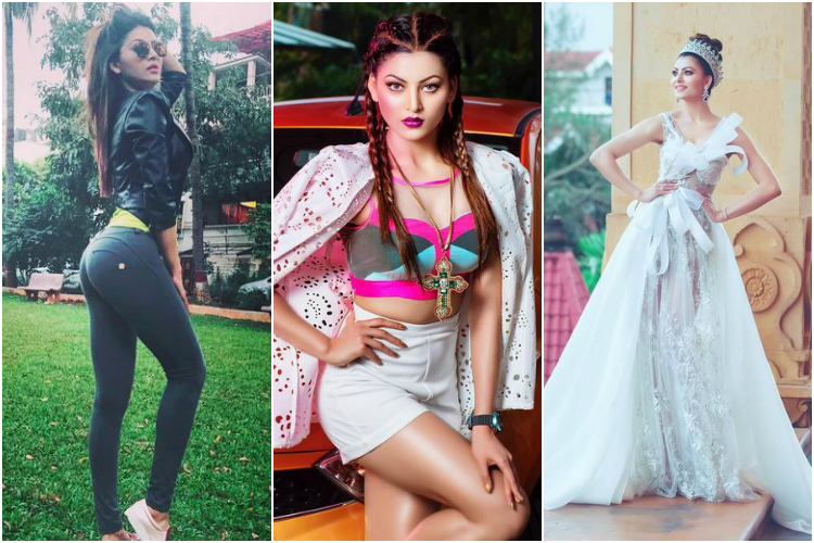 Urvashi Rautela is hot and expressive. She can give her contemporaries a run for money [SEE PICS]