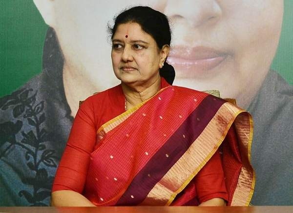 Sasikala explains why Panneerselvam became Tamil Nadu's chief minister after Jayalalithaa's death