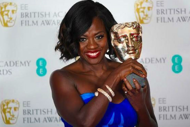 Viola Davis (Photo: Twitter/BAFTA)