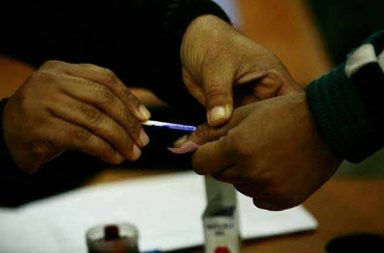 Uttar Pradesh Pahse 4 polling