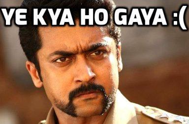 Suriya Singam 3 flop at Kerala Box Office