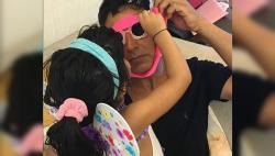 Watch: Akshay Kumar's little girl Nitara knows self defence already. Her martial arts video is too cute to miss